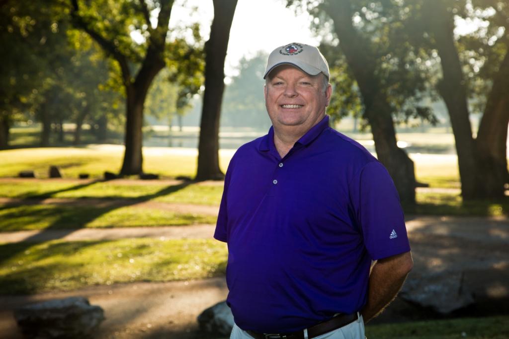 Chuck Jennings, PGA Golf Pro