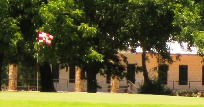 San Saba River Golf RV Park