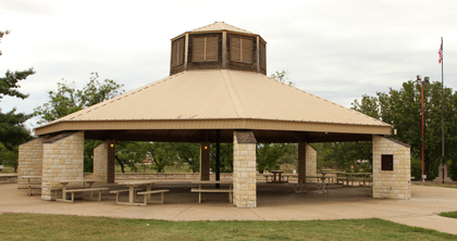 Mill Pond Gazebo