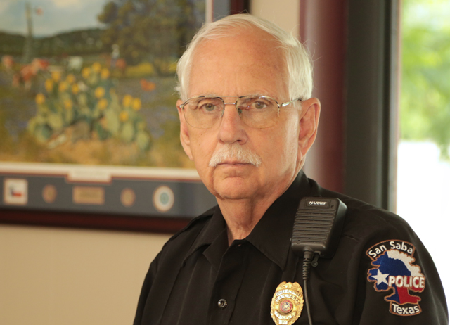 Ray Riggs, Chief of Police