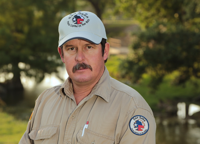 Junior Harrell, General Maintenance Supervisor