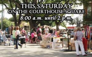 Pecan Capital Trade Days @ San Saba County Courthouse | San Saba | Texas | United States