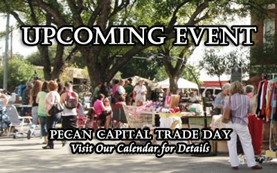 Pecan Capital Trade Day @ Courthouse Square | San Saba | Texas | United States