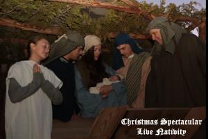 Christmas Spectacular Plaza on the Square @ Estep/Burleson Plaza | San Saba | Texas | United States