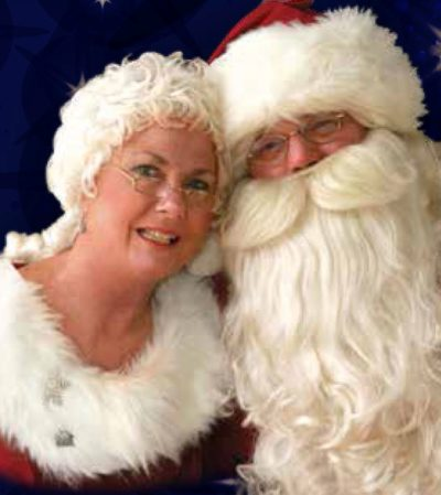Santa's Holiday Workshop @ Estep-Burleson Plaza | San Saba | Texas | United States