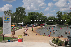 Sunny Beach Grand Re-Opening @ Mill Pond Park | San Saba | Texas | United States