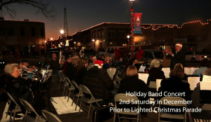 River City Holiday Band Concert @ Downtown Historic San Saba | San Saba | Texas | United States