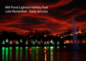Christmas Extravaganza - Mill Pond Lighted Holiday Park Open @ Mill Pond Park | San Saba | Texas | United States