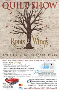 San Saba County Quilt Show @ San Saba Civic Center | San Saba | Texas | United States
