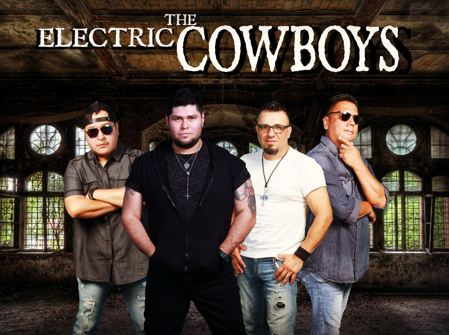 The Electric Cowboys at Diggs Restaurant & Club @ Diggs Restaurant & Club | San Saba | Texas | United States